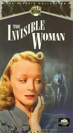 Locandina La donna invisibile