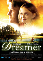 Poster Dreamer - La strada per la vittoria  n. 0