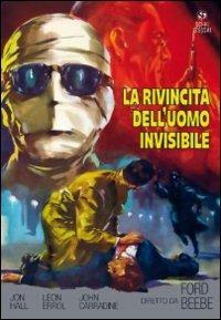 Locandina La rivincita dell'uomo invisibile