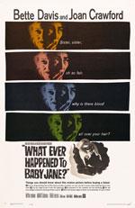 Poster Che fine ha fatto Baby Jane?  n. 1