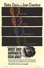 Poster Che fine ha fatto Baby Jane?  n. 0