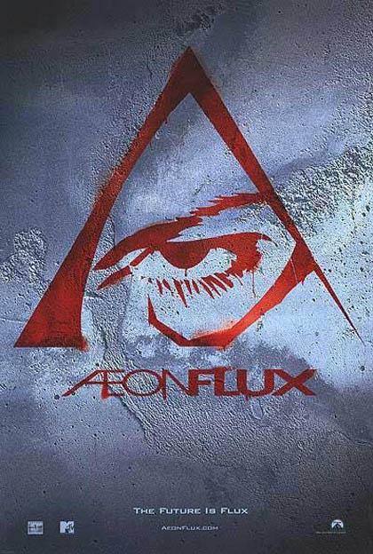 Poster Æon Flux