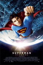 Locandina Superman Returns