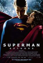 Poster Superman Returns  n. 2