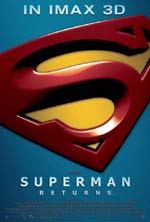 Poster Superman Returns  n. 7