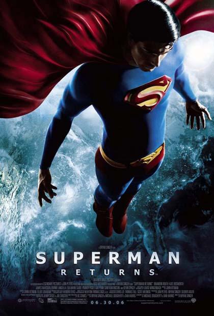 Poster Superman Returns