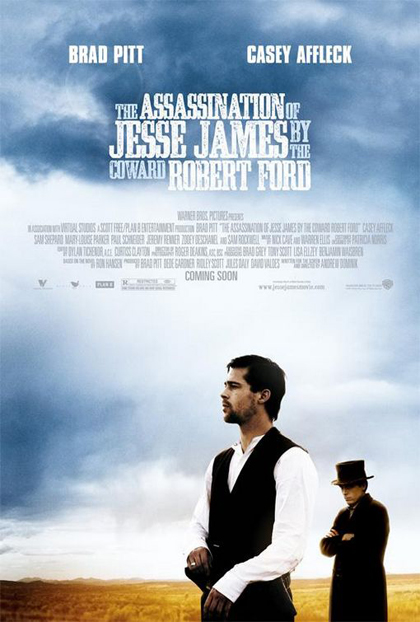 Poster L'assassinio di Jesse James per mano del codardo Robert Ford