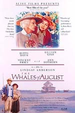 Poster Le balene d'agosto  n. 1