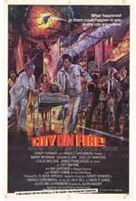 Locandina Città in fiamme