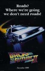 Poster Ritorno al futuro parte II  n. 4