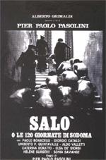 Poster Salò o le 120 giornate di Sodoma  n. 1