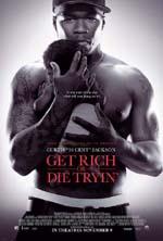 Poster Get Rich Or Die Tryin'  n. 1