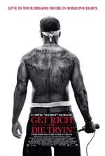 Poster Get Rich Or Die Tryin'  n. 3
