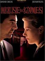 Locandina La casa dei giochi