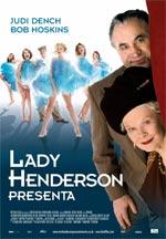 Trailer Lady Henderson presenta
