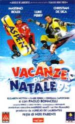 Locandina Vacanze di Natale '95