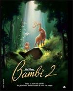 Locandina Bambi 2 - Bambi e il grande principe della foresta