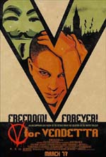 Poster V per vendetta  n. 2