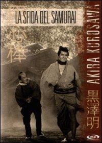 Locandina La sfida del samurai
