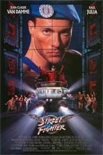 Poster Street Fighter - Sfida finale  n. 0