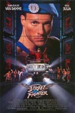Poster Street Fighter - Sfida finale  n. 1