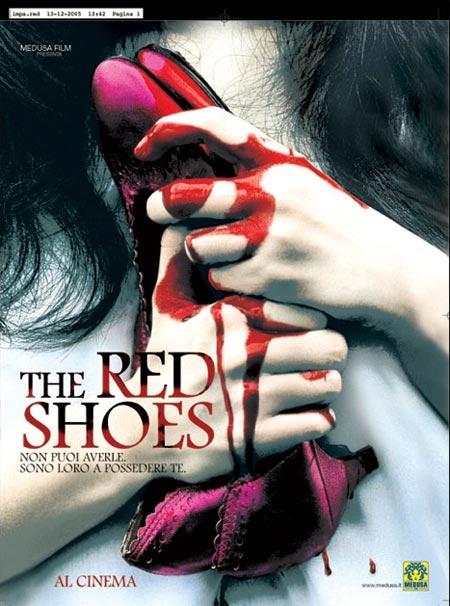Locandina italiana The Red Shoes