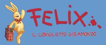 Felix il coniglietto giramondo