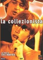 Locandina La collezionista