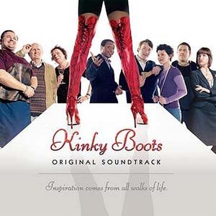 Cover della colonna sonora del film Kinky Boots - Decisamente diversi