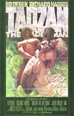 Locandina Tarzan - L'uomo scimmia
