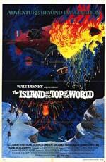 Locandina L'isola sul tetto del mondo