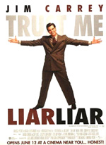 Locandina Bugiardo bugiardo