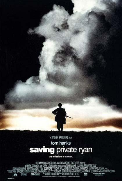 Poster Salvate il soldato Ryan