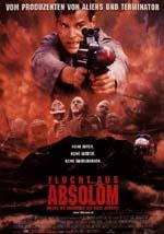 Poster Fuga da Absolom  n. 1
