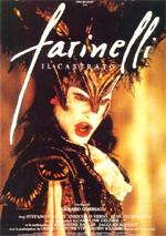 Locandina Farinelli - Voce regina