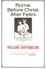 Poster Fellini - Satyricon  n. 0