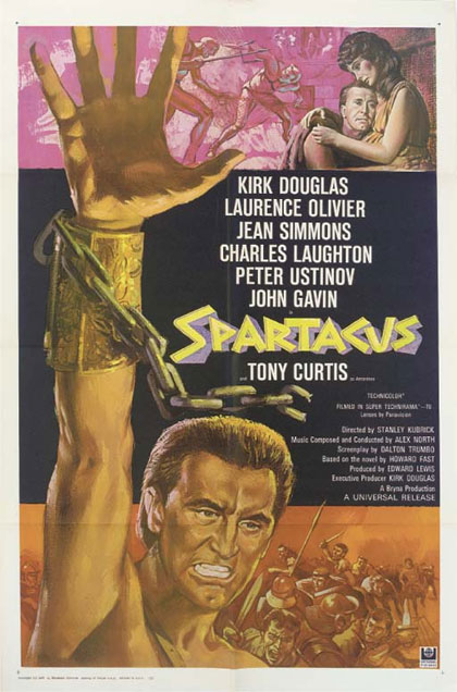 Trailer Spartacus