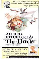 Poster Gli uccelli  n. 1