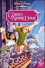 Locandina Il gobbo di Notre-Dame