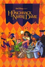 Poster Il gobbo di Notre-Dame  n. 1
