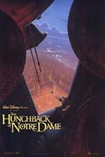 Poster Il gobbo di Notre-Dame  n. 2