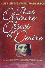 Poster Quell'oscuro oggetto del desiderio  n. 1
