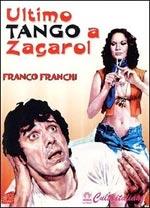 Locandina Ultimo tango a Zagarol