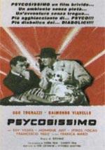Locandina Psycosissimo