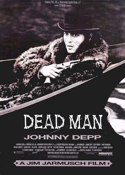 Locandina italiana Dead Man