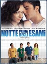 Trailer Notte prima degli esami