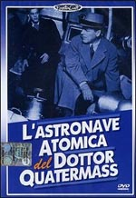 Locandina L'astronave atomica del dottor Quatermass