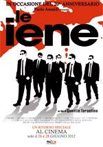 Poster Le iene - Cani da rapina  n. 0