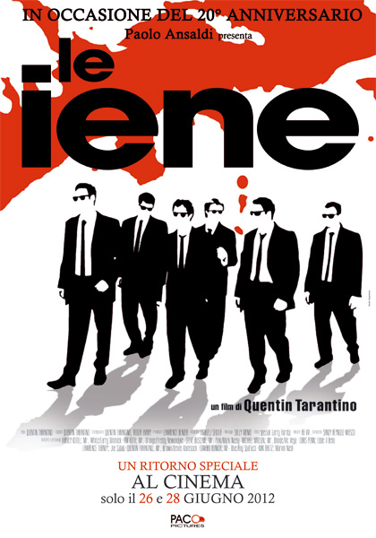 Trailer Le iene - Cani da rapina