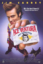 Poster Ace Ventura: l'acchiappanimali  n. 1